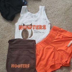 Hooters Uniform